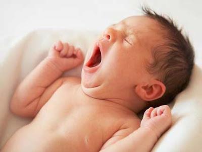 Tips Agar Bayi Tidur Nyenyak di Malam Hari - Perlengkapan ...