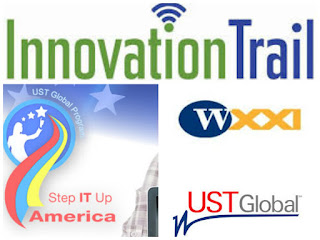 NPR show: Innovation Trail