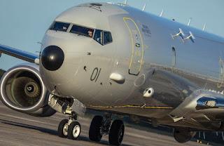 Poseidon MRA Mk1 Royal Air Force