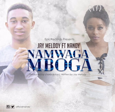 Jay Melody Ft Nandy – Namwaga Mboga Download Mp3 AUDIO.