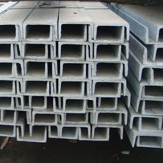 UNP 50 x 38 x 5 x 6 m sampai dengan 150 x 75 x7. 5 x 6 m
