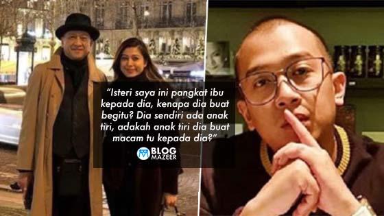 """Isteri saya telah menjadi mangsa buli siber Nedim"" - Nazri Aziz"