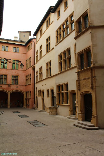 Musées Gadagne, Vieux Lyon, Lyon, Lió, Rhône-Alpes, Rhône, França