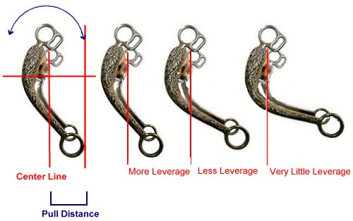 Knp Training Bits And Bitting Part 5 Leverage Curb Bits