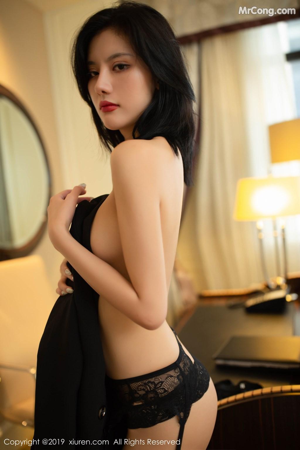 Image XIUREN-No.1640-Jiu-Shi-A-Zhu-A-MrCong.com-042 in post XIUREN No.1640: Jiu Shi A Zhu A (就是阿朱啊) (85 ảnh)