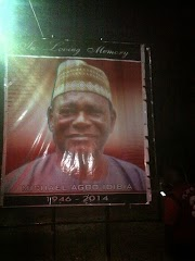 Exclusive photos: 2face Idibia buries dad