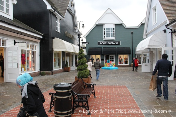 premium beautiful bicester village area