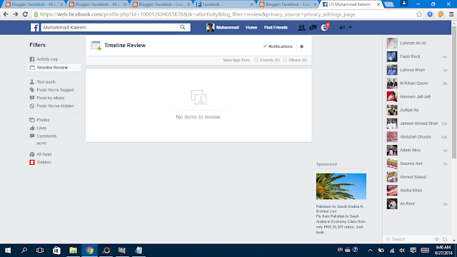 Facebook Privacy Settings 8