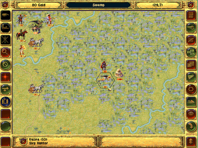 Valira Hero | Fantasy General Screenshot