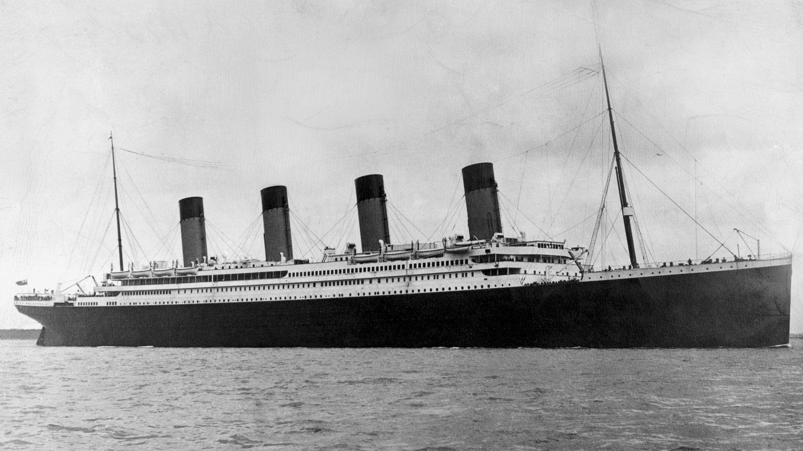 Stanze All Aria Cartoline Dal Titanic