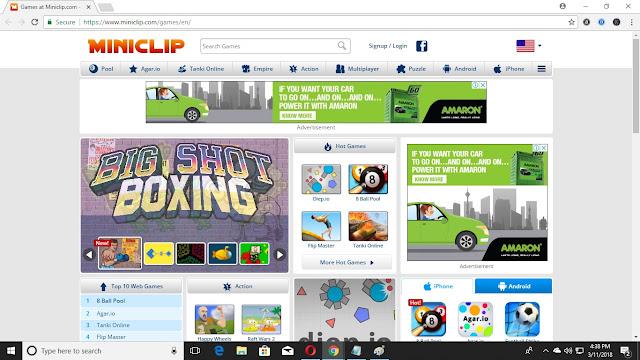 top game site online