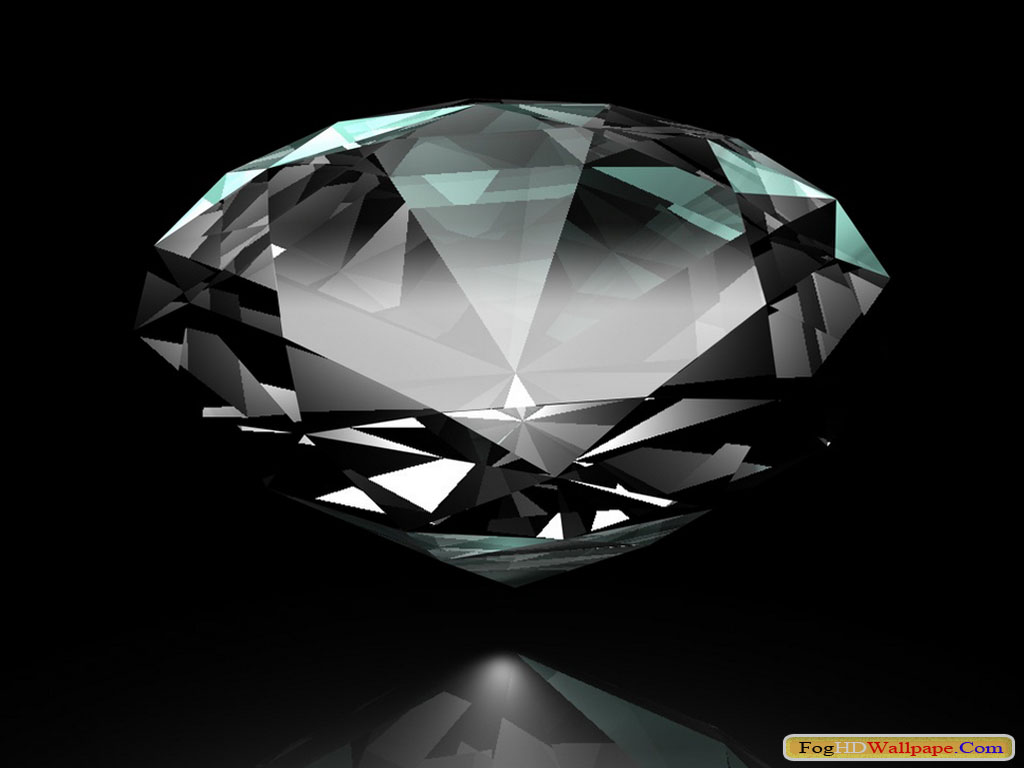 Black Diamonds For Desktop Fog Hd Wallpaper