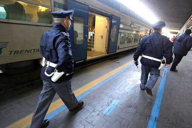 La Polfer di Foggia arresta marocchino condannato pronto a lasciar la città
