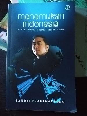 Cover Buku Menemukan Indonesia (dokpri)