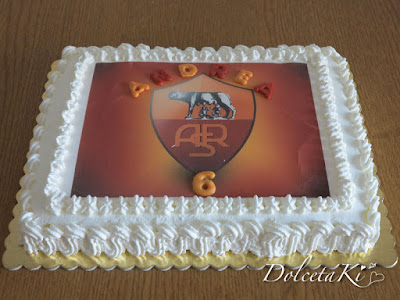 torta della roma panna
