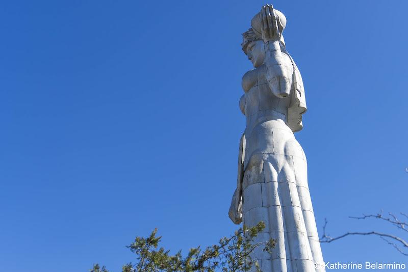 Kartlis Deda (Mother Georgia) Monument Things to Do in Tbilisi Georgia