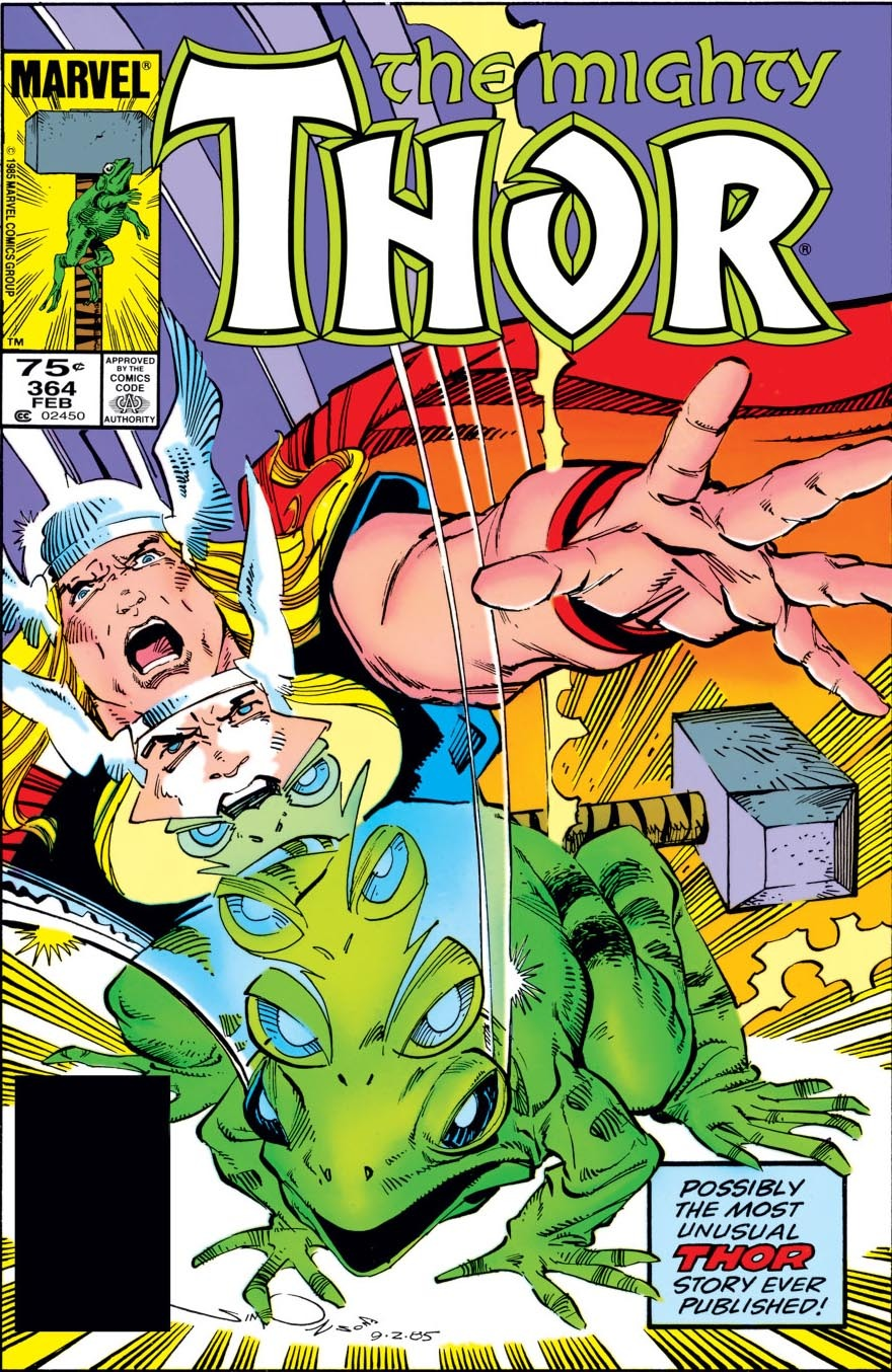 Thor (1966) 364 Page 1