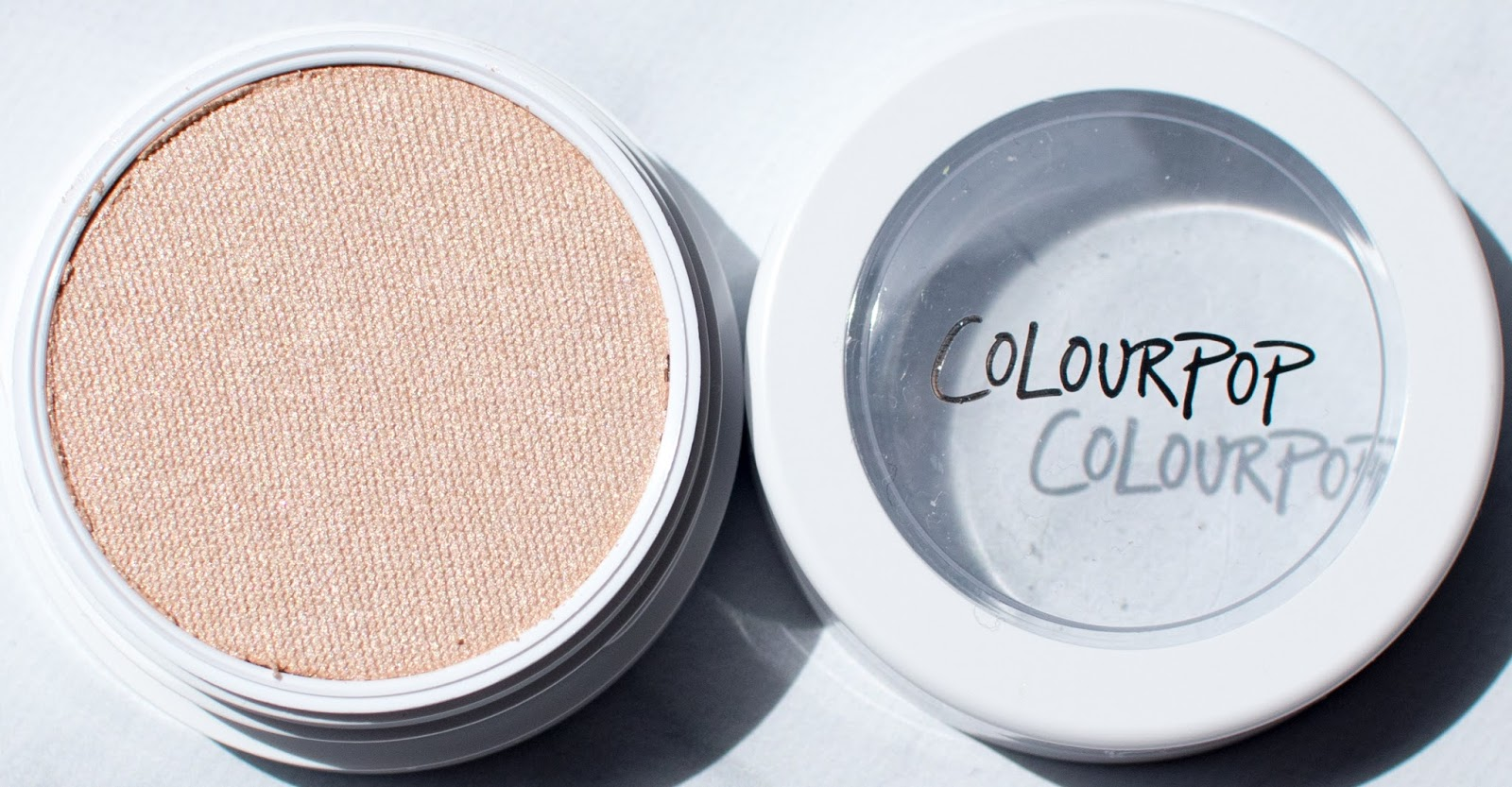 Colourpop Super Shock Highlighter in Lunch Money