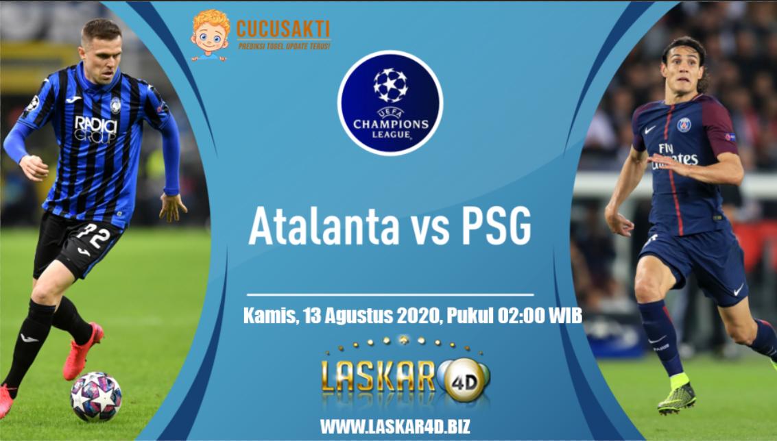 Prediksi Bola Atalanta vs PSG Kamis, 13 Agustus 2020