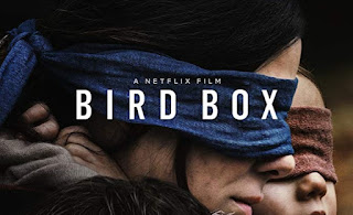 A film review of Sandra Bullock in Bird Box (2018)