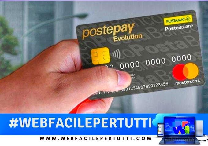 PostePay Evolution - Dal 1° ottobre cambia l'Iban per le carte - Ecco cosa fare
