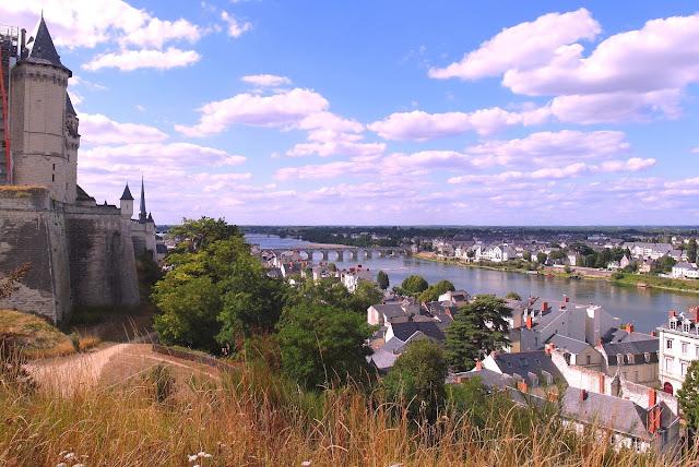 Saumur - Frankrike