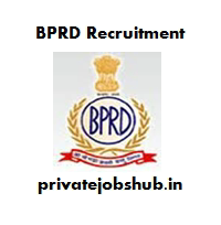 BPRD Recruitment