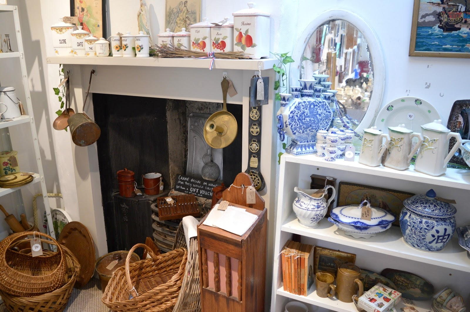 Hexham Northumberland - The Vintage Emporium