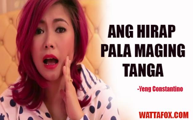 Ang hirap pala maging tanga by Yeng
