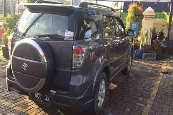Pria Pencuri Mobil Ditangkap Kepolisian di Pelabuhan Merak