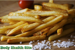 FRENCH FRIES, DELICIOUS BUT NOT HEALTHY