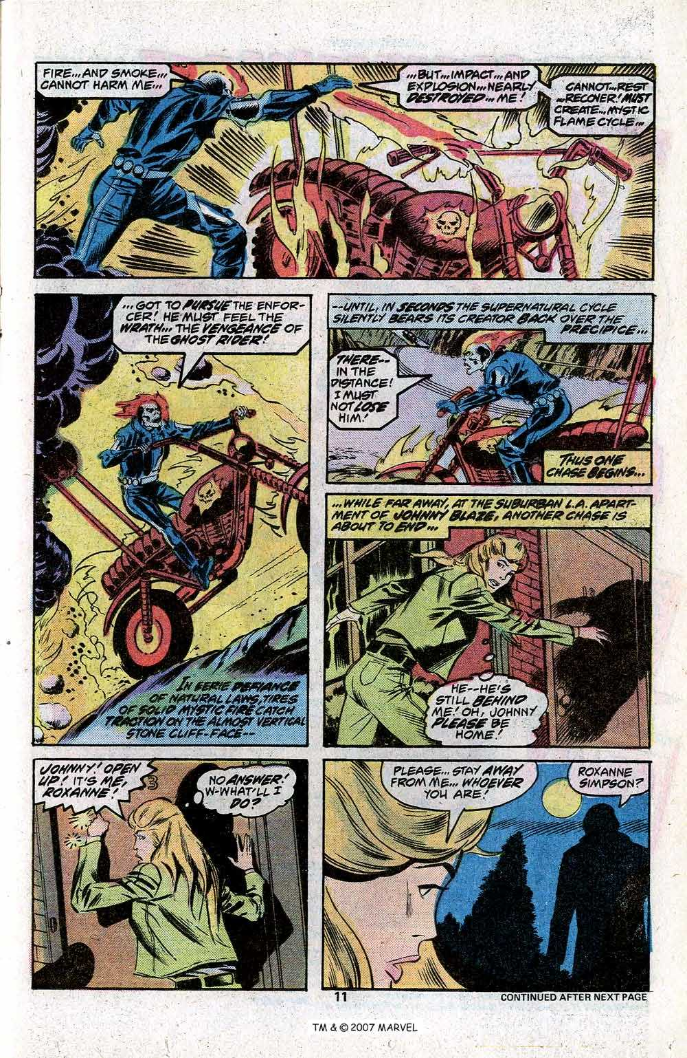 Ghost Rider (1973) Issue #24 #24 - English 13