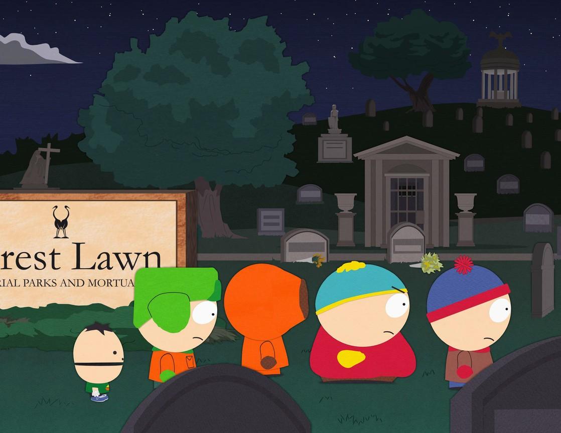 South Park - Season 13 Episode 08: Dead Celebrities
