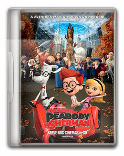 As Aventuras de Peabody e Sherman TS Dublado