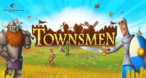 تحميل Townsmen Premium مهكرة