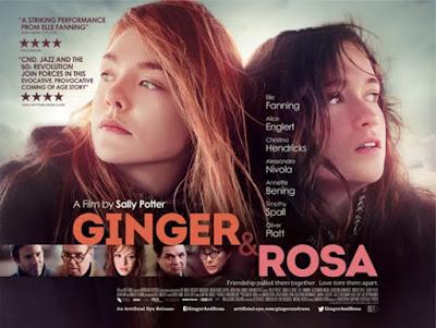 Бомба / Джинджер и Роза / Ginger & Rosa. 2012.