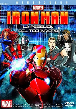 Iron Man La rebelion del technivoro online latino