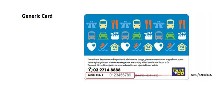Cara Topup Mycard Untuk Menggunakan Tol Touch N Go Ameno World