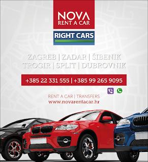 Cheap rent a car in Sibenik