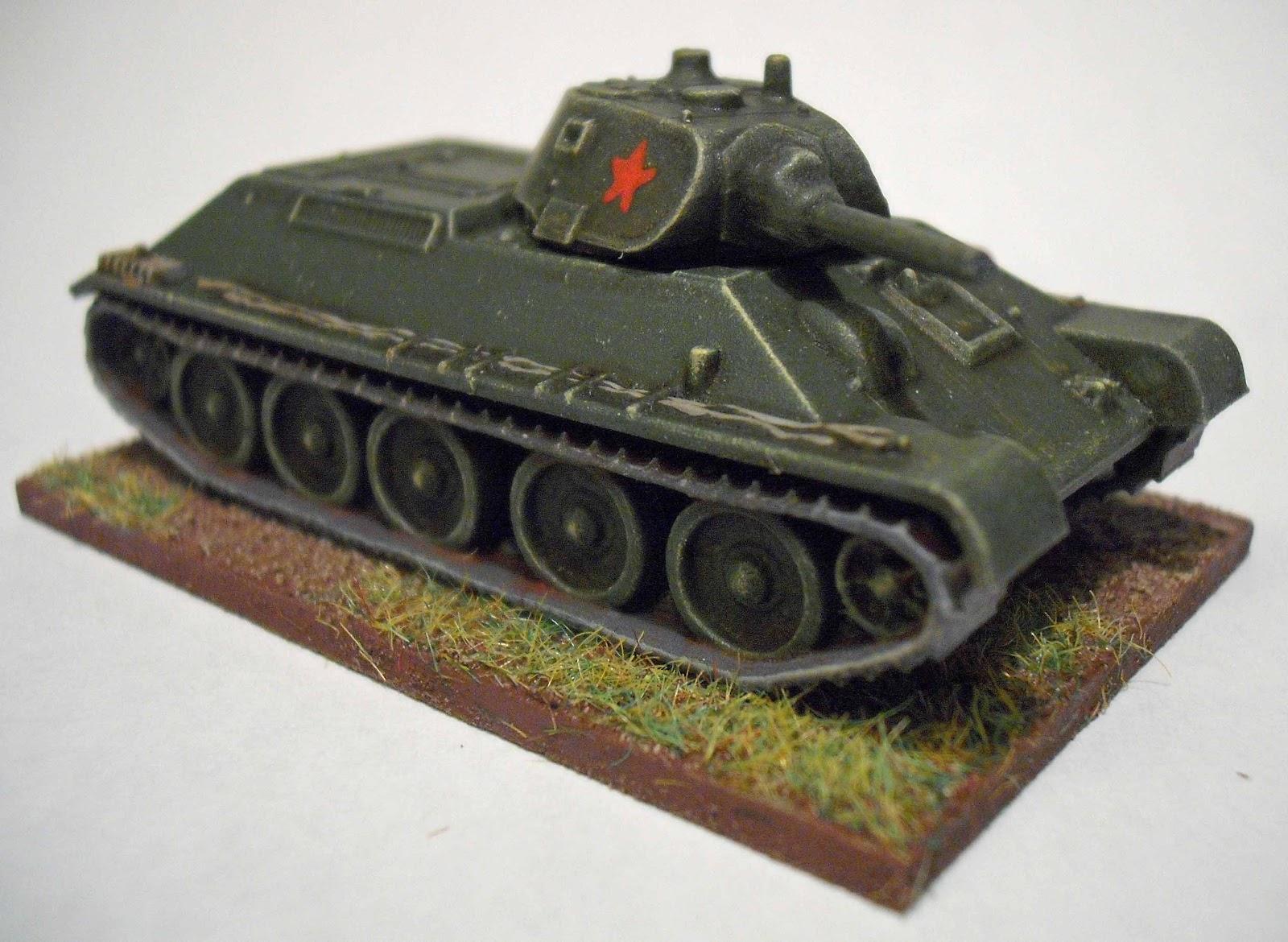 Tim's Tanks: August 2012