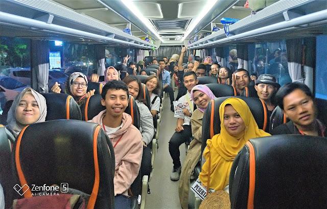 Famtrip City Tour Kota Tangerang