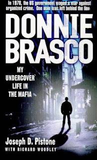 Books For Men Book Reviews! Donnie Brasco by Jospeh D. Pistone