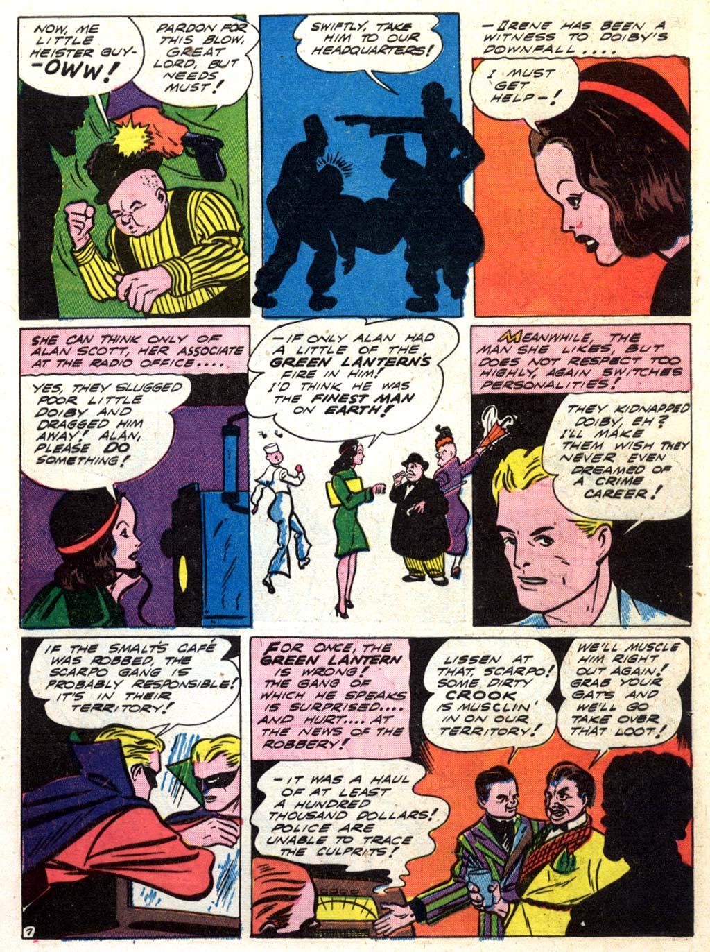 Read online All-American Comics (1939) comic -  Issue #40 - 9