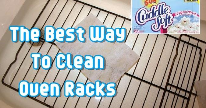Best Way To Clean Oven Racks Naturally