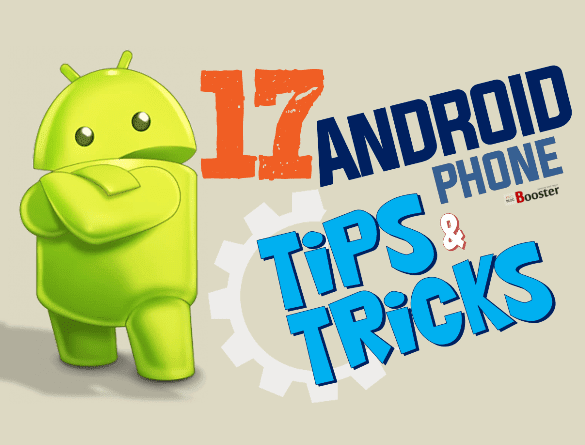Android Phone Tips & Tricks