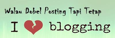 Cara Mengatasi Dobel Posting Blogger