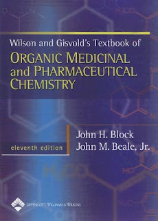 Wilson & Gisvold's Textbook of Organic Medicinal and Pharmaceutical Chemistry - 11th Edition pdf free download