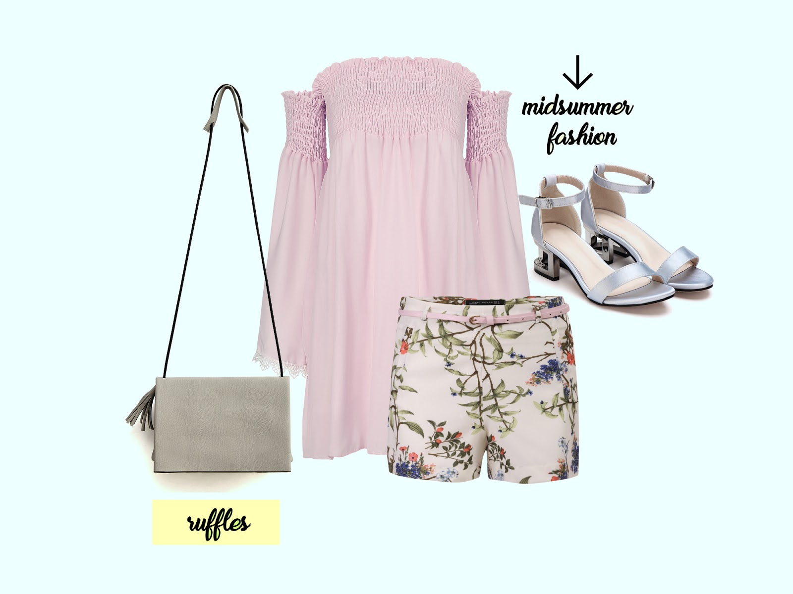 runway fashion summer midsummer outfit blogger set liz breygel