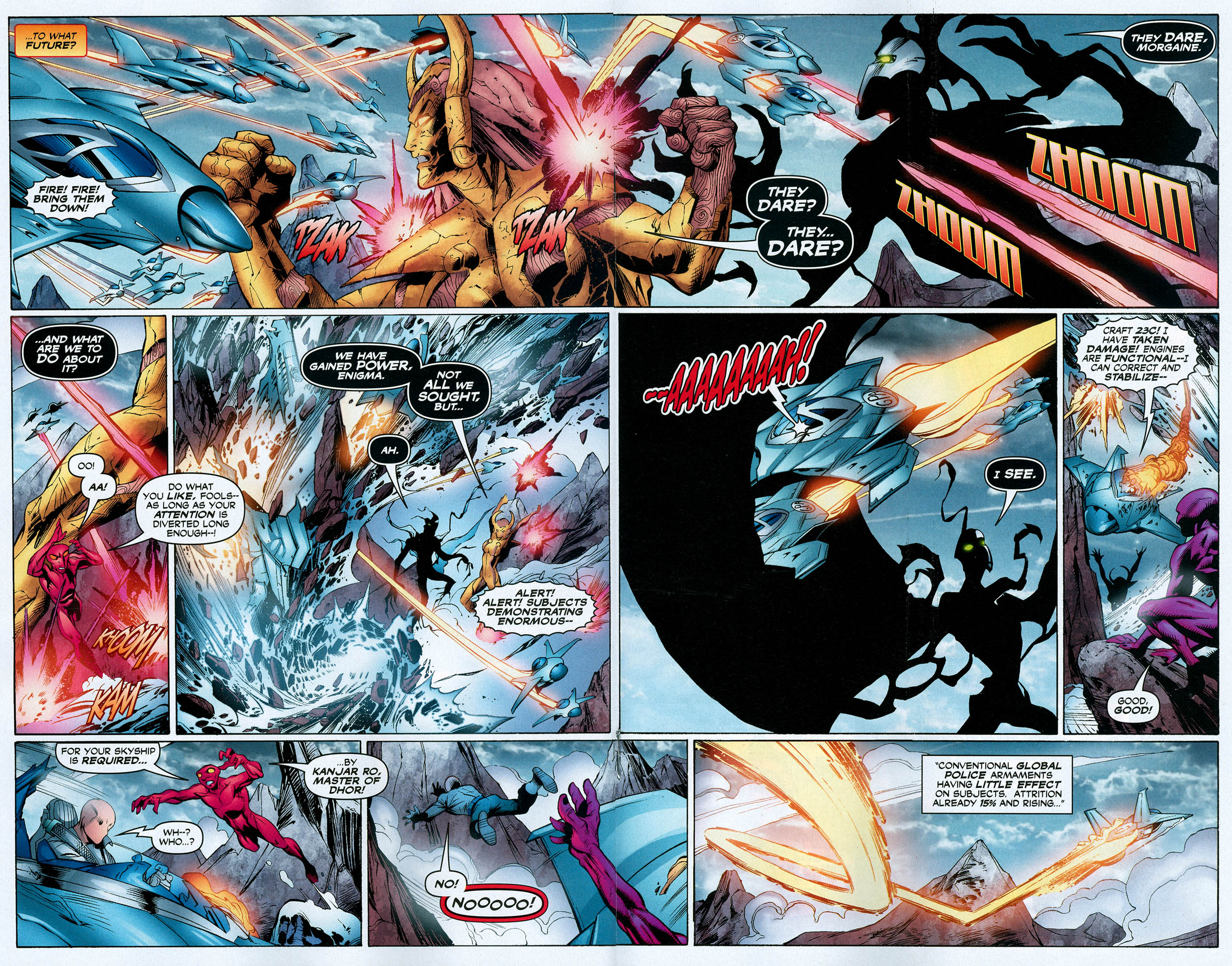 Read online Trinity (2008) comic -  Issue #22 - 17