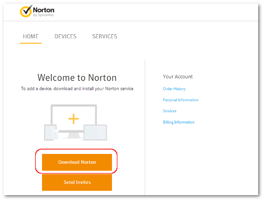Download Norton setup and Configure with Norton.com/setup